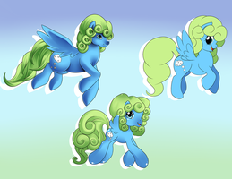 Various Styles of Dream Cloud by quila111