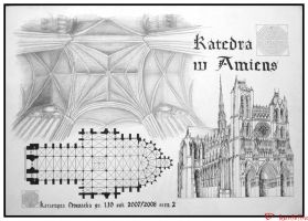 La Cathedrale d'Amiens by kantellis