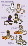 Pangolin adoptables 2014 by demiveemon