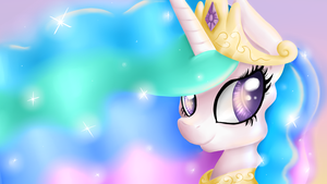 Princess Celestia by PumpkinKikile