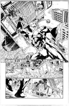 AQUAMAN Issue 01 Page 06 by JoePrado2010
