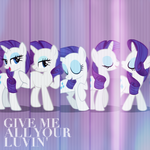 Madonna - Give Me All Your Luvin' (Rarity) by impala99