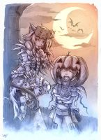 Halloween 2013 by Maxa-art