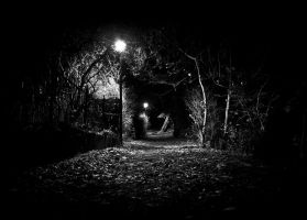 At night... by aecx