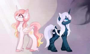 Young Light and Darkness _ BIO by MagnaLuna