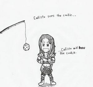 The Callisto and The Cookie