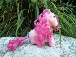 G1 Pinkie Pie custom by EllisArts