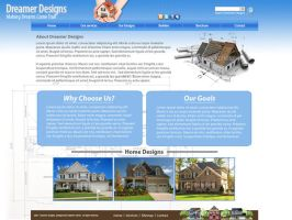 Residential Home Design Site by dhrandy