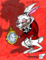 White Rabbit by samythekay
