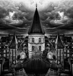 haunted mansion by klefer