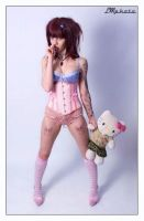 Helly Kitty III by Modelfaye