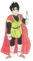 Son gohan - dragonball by confuciano