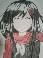 Tateyama Ayano by shinebrightlysmile