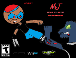NOAH VS. JIN XIN: THE VIDEOGAME by Picture2841