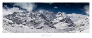 Mera Peak by mortimea
