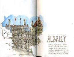 Albany by crisurdiales