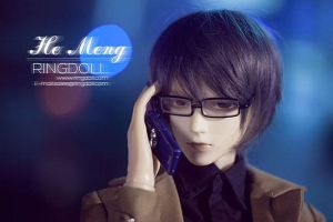 Ringdoll new releasing MengHeB 4 by Ringdoll