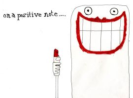 positive by cpowza