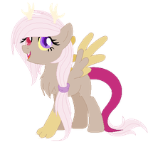 Deity (Fluttercord) Pony Auction ((CLOSED)) by iVuiAdopts