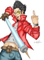 No More Heroes by DaMADhattER