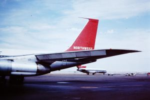 The Old Northwest (Boeing 707 and 727) by sentinel28a