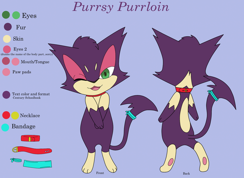 Purrsy's ref by Charly-sparks