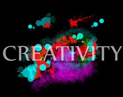 Creativity by METVTRON