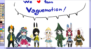 pchat time with Vaguemotion by mia-rhu