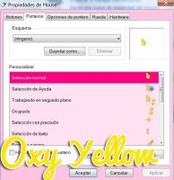 Oxy Yellow by RainbowPS