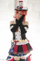Maki Nishikino_Love Live! School Idol Project by FaggioMAG