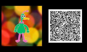 Freakyforms: Instant Martian QR Code by nintendolover2010