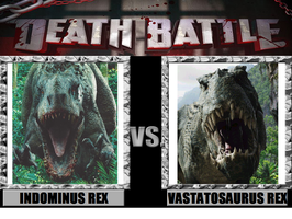 Dino Death Battle by DOTB18