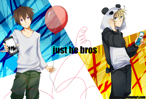 Just Be Bros by Aetheory
