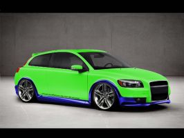 Volvo c30 by andreiVV