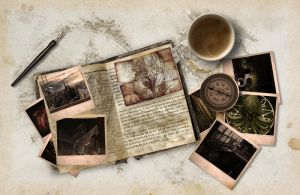 Dreamland Travellers Diary by Karma-Manipulation