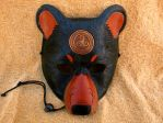 Custom Black Bear Mask by merimask