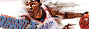 Kevin Durant Sig by Angelmaker666
