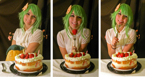 Happy Birthday Gumi! by ItsRinko-Chan