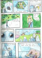 AT: Finn the Ice Prince Comic by MadD-NerdGirl