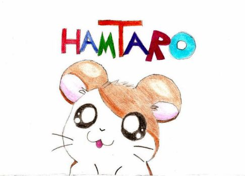 Hamtaro by folklore777