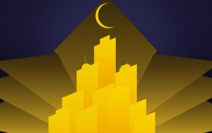 The City of Gold by Garroh
