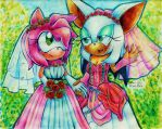 Wedding Day by JustRiyaRay