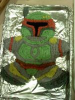 Boba Fett the Cookie Man by ManderFFA