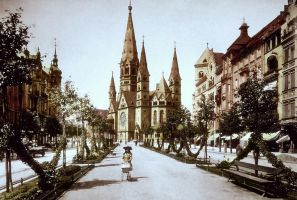 Berlin in 1906. by KraljAleksandar