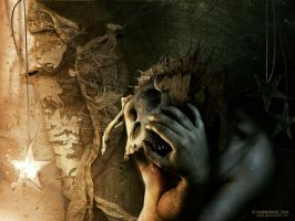 even if I have to wallpaper by damnengine