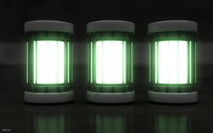 Green Lanterns by kuzy62