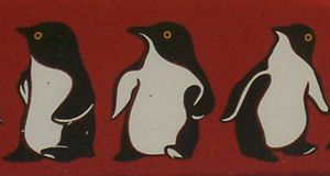 Penguins by CatSoup4theSoul