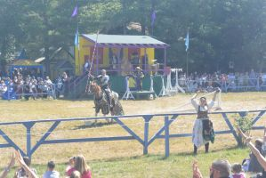 King Richard's Fair, Jousting Victory 2 by Miss-Tbones