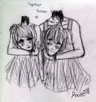 Together Forever by rave-kunn