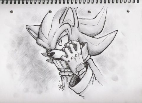 sketchbook - Shadow by nocturnalMoTH